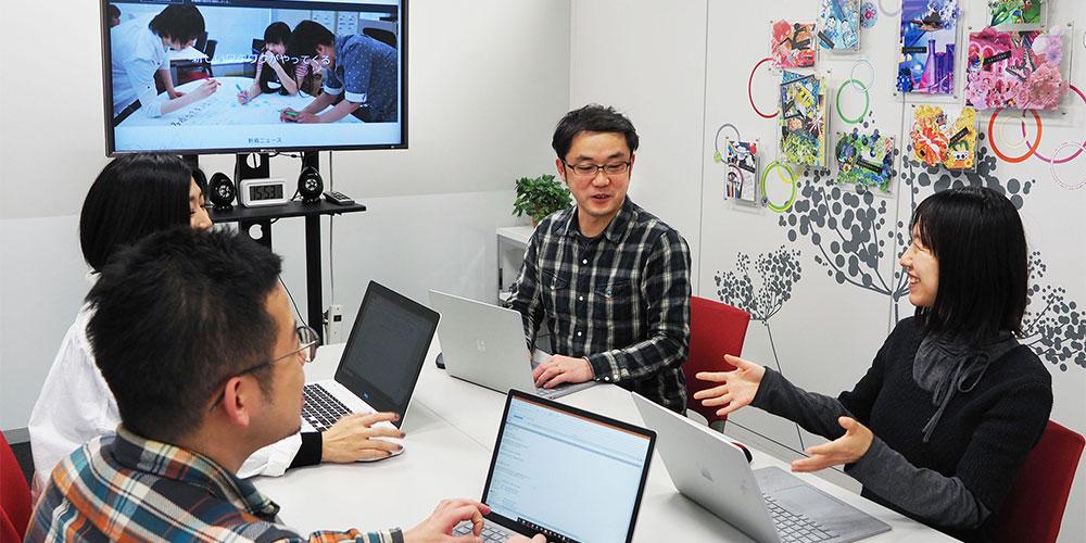 【技術職・求人】全国からWebプログラマーを募集中!